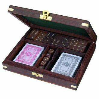 Wooden Games Set