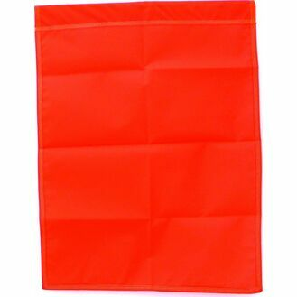 Meridian Zero Danbuoy Flag - Orange