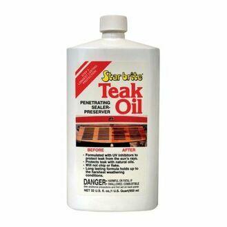 Starbrite Teak Oil 16fl. oz