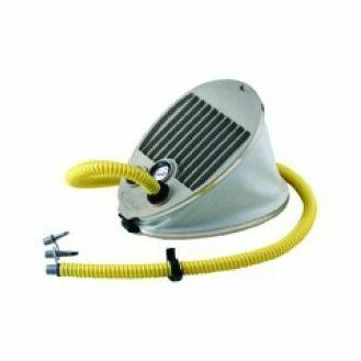 Bravo 8M - 6.5 Litre Foot Pump with Pressure Gauge