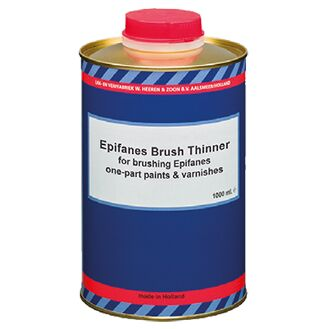 Epifanes Brushthinner for Paint & Varnish 1 Litre