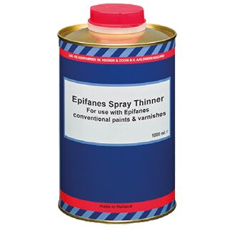 Epifanes Spraythinner for Paint & Varnish 1 Litre