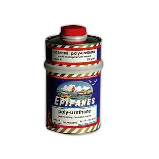 Epifanes Polyurethane Clear Satin Varnish 1 L