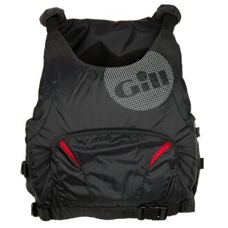 Gill Pro Racer Buoyancy Aid - Red/Black