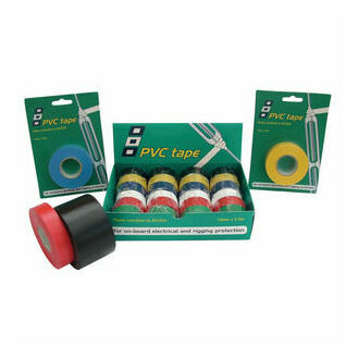 PSP Tapes PVC Tape: 19mm x 20M