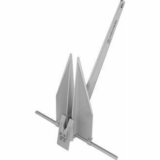 Fortress Lightweight Aluminium Anchors