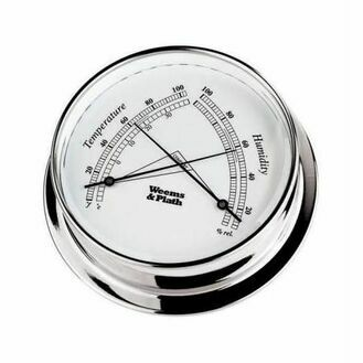 Weems & Plath Endurance 125 Comfortmeter (Available in Chrome & Brass)