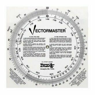 Weems & Plath VEC Vectormaster Slide Rule