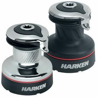 Harken 40 Self-Tailing Radial Winch 2 Speed