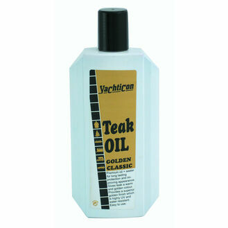 Yachticon Golden Teak Oil 500ml