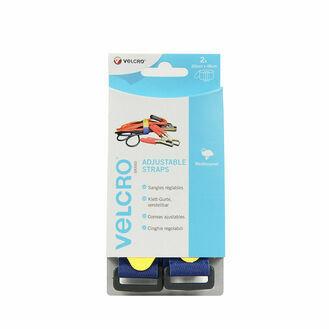 Velcro Adjustable Straps - 2 per pack