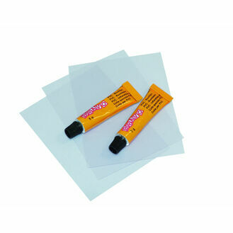 Repair Kit- PVC Glue and 3 PVC Patches