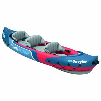 Sevylor Tahiti Plus - 3 Person Canoe