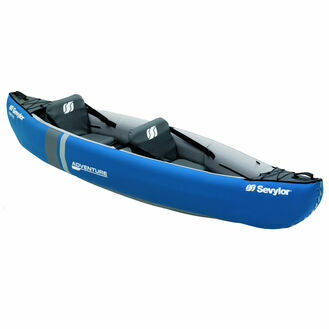Sevylor Adventure 2 Person Inflatable Canoe