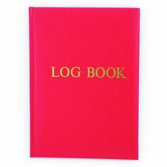 Log Book, Red