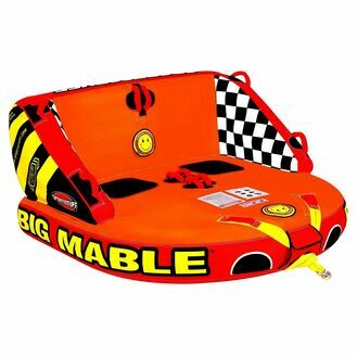Sportsstuff Big Mable Inflatable Towable Double Rider