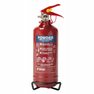 Firemax 800g Fire Extinguisher - 5A 21B C Dry Powder