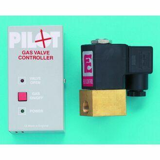 Pilot - Gas Valve Controller - 12V with Solenoid Valve