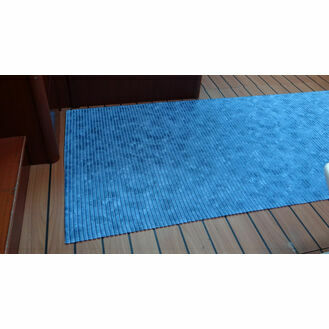 All Purpose Mat - Aqua Pattern - 65cm x 2m