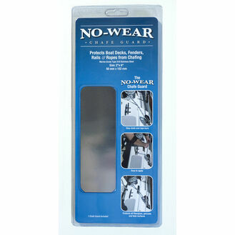 No Wear Guard - Stainless Steel