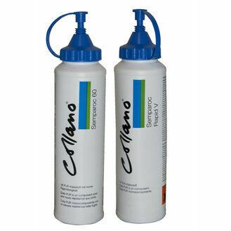 Collano Semparoc Rapid V - 800g Plastic container with integral nozzle