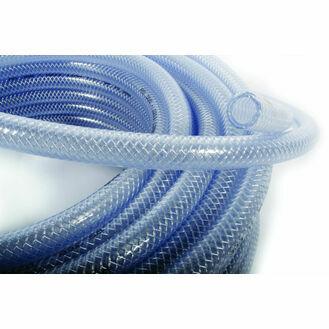 Reinforced Clear PVC Hose - 30m