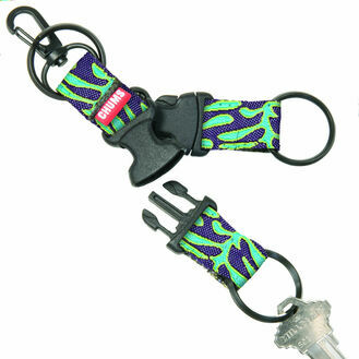 Triple Play Keychain - Mixed Colours