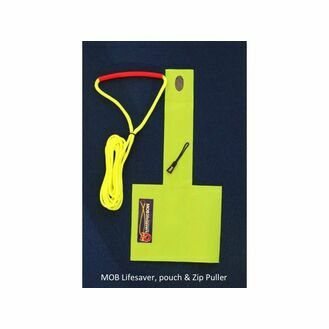 MOB Lifesaver - An improved retrieval line for lifejackets