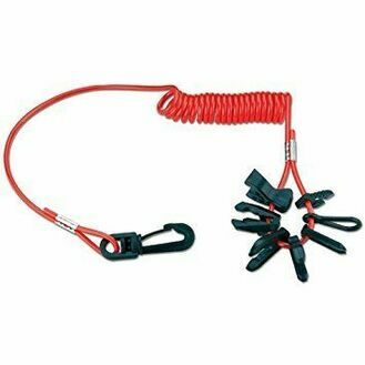 Universal Marine Outboard Safety Killcord
