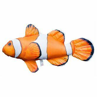 Pillow Fish - Mini Clownfish 32cm