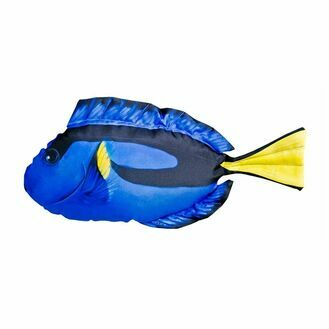 Pillow Fish - Mini Regal Blue Tang 32cm