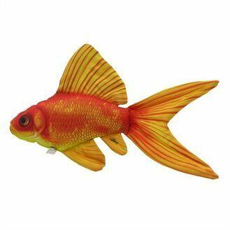 Fish Pillow - Goldfish 60cm