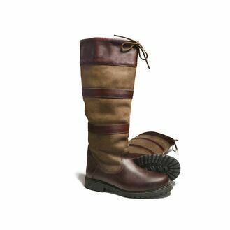 Orca Bay Orkney Leather Waterproof Country Boot