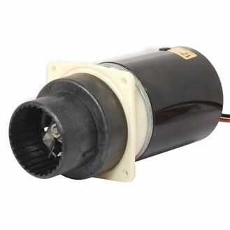 Jabsco 37072-0094 Motor and Waste Pump Assembly 24V