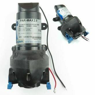 Jabsco 31331-0094 Rinse Pump 24V