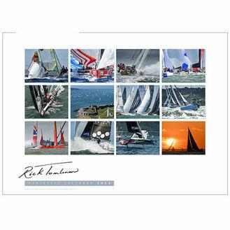 Rick Tomlinson Portfolio Yachting Calendar 2020
