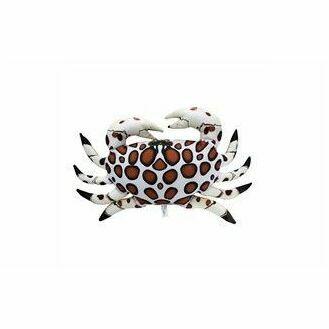 Calico Crab Fish Pillow - 66cm