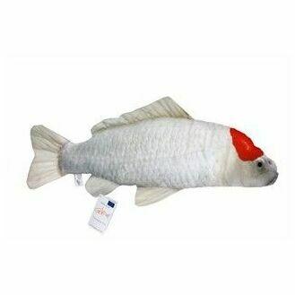 Koi Carp Tancho Pillow - 60cm