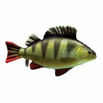 Perch Fish Pillow - 50cm