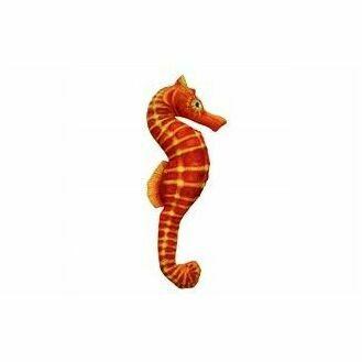 Orange Seahorse Pillow - 70cm