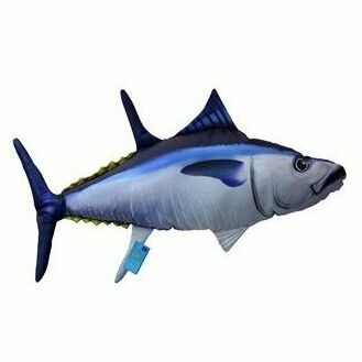 Bluefin Tuna Pillow - 65cm
