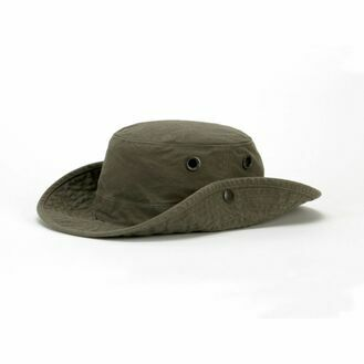 Tilley Unisex T3 Wanderer Hat - Vintage Olive