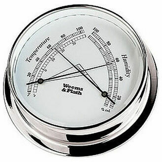Weems & Plath Endurance 085 Comfortmeter (Chrome)