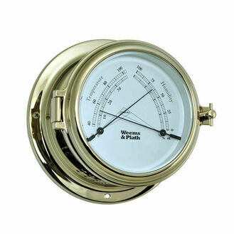 Weems & Plath Endurance II 115 Comfortmeter (Brass)