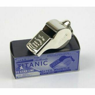 Nauticalia Titanic Whistle
