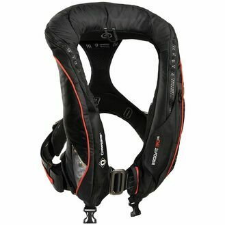 Crewsaver ErgoFit 190N Offshore - Auto with harness, light & hood