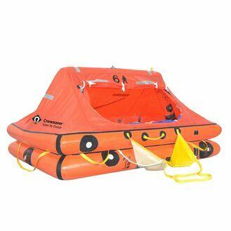 Crewsaver ISO Ocean Under 24hr Liferaft - Valise (Options Available)