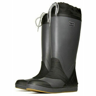 Orca Bay Solent Rubber Neoprene-Lined Yachting Boots