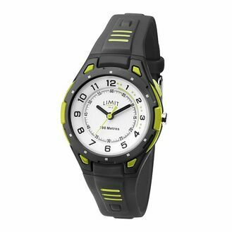 Limit Sports Watch - Grey/Green