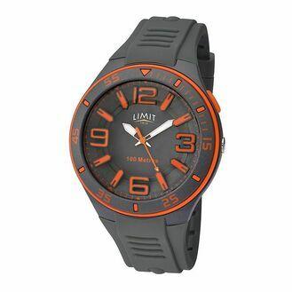 Limit Sports Watch - Grey/Red